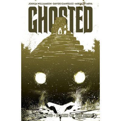 Комикс Ghosted. Volume 2: Books of the Dead