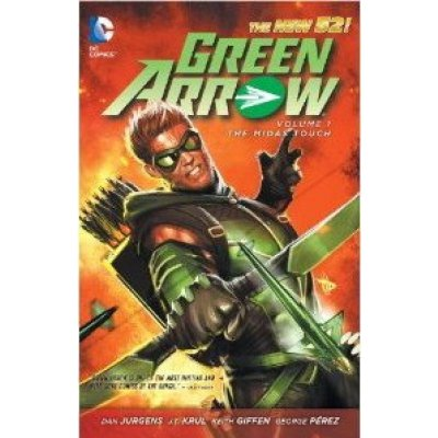 Комикс Green Arrow Vol. 1: The Midas Touch