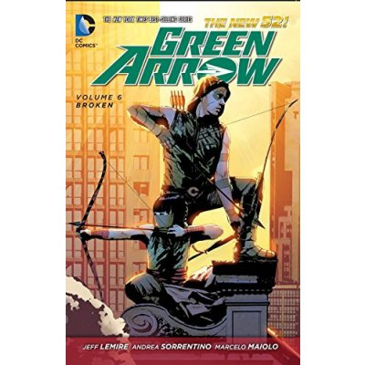 Комикс Green Arrow Vol. 6: Broken (The New 52)