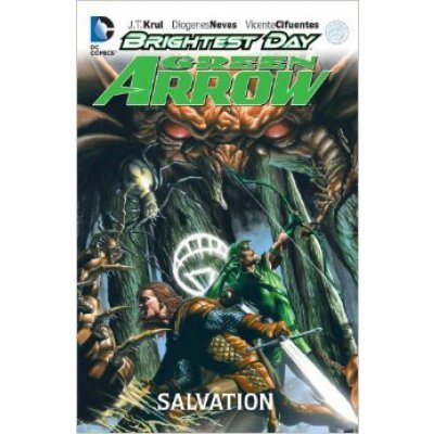 Комикс Green Arrow: Salvation