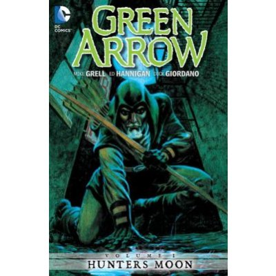 Комикс Green Arrow: Hunters Moon. Vol. 1