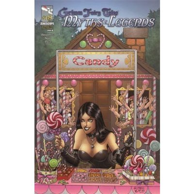Комикс Grimm Fairy Tales Myths & Legends #18 Cover B