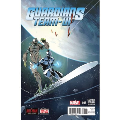 Комикс Guardians Team-Up #8