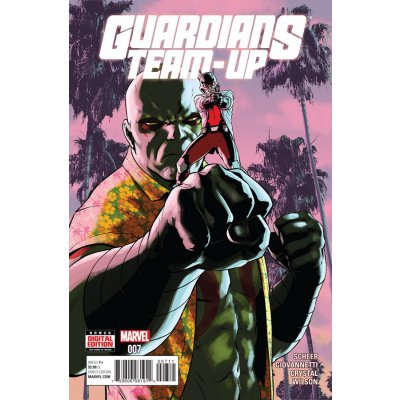 Комикс Guardians Team-Up #7