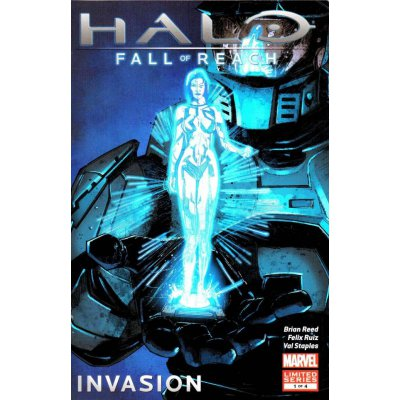 Комикс Halo: Fall of Reach: Invasion