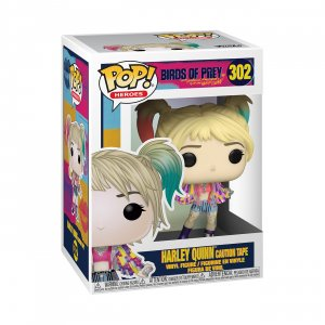 Фигурка Харли Квинн Funko POP! Vinyl: DC: Birds of Prey: Harley Quinn (Caution Tape) 44367
