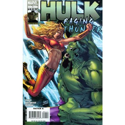 Комикс Hulk: Raging Thunder #1