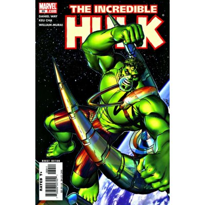 Комикс Incredible Hulk #89
