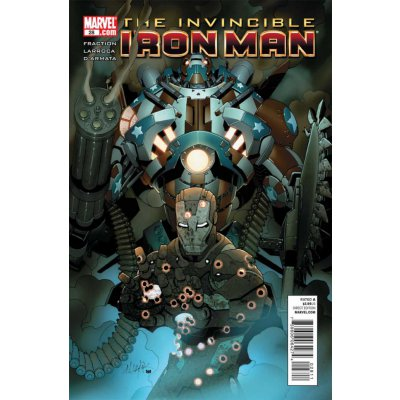 Комикс Invincible Iron Man #28