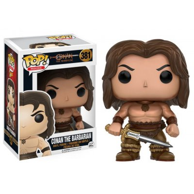 Фигурка Конан Варвар (Conan The Barbarian) Funko Pop! Vinyl Figure