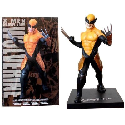 Фигурка Kotobukiya Marvel. Now X-Men Wolverine - 52 Artfx Statue Model Action Figures