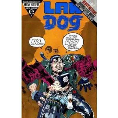 Комикс Law Dog #8 Epic Comics