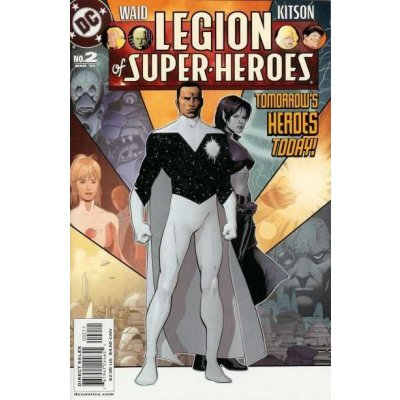 Комикс Legion of Super-Heroes #2