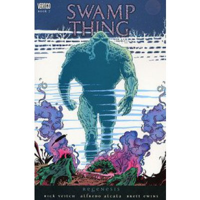 Комикс ​Swamp Thing. Vol. 7: Regenesis