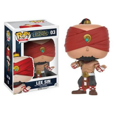 Фигурка Ли Син (Lee Sin) Funko Pop! Vinyl Figure