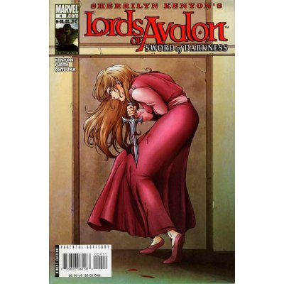 Комикс Lords of Avalon: Sword Of Darkness #4