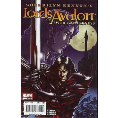 Комикс Lords Of Avalon: Sword Of Darkness #1
