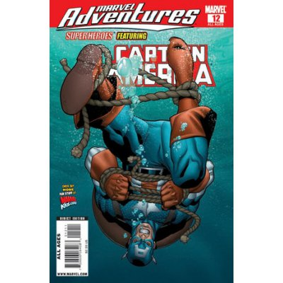 Комикс Marvel Adventures: Super Heroes Vol 1 12