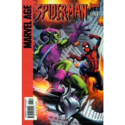 Комикс Marvel Age: Spider-Man #13