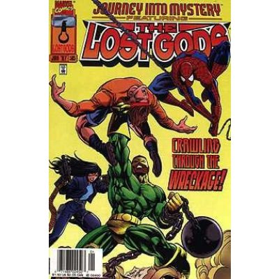 Комикс Marvel Comics Journey Into Mystery # 505 Featuring The Lost Gods