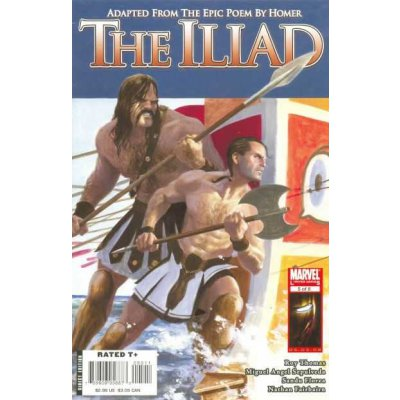 Комикс Marvel Illustrated: The Iliad #5