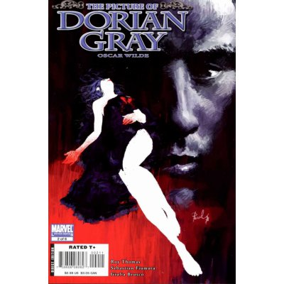 Комикс Marvel Illustrated: The Picture Of Dorian Gray #2