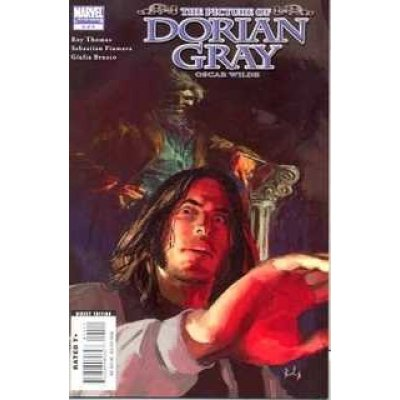 Комикс Marvel Illustrated: The Picture Of Dorian Gray #4