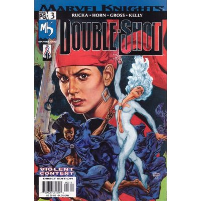 Комикс Marvel Knights Double Shot #3