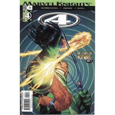 Комикс Marvel Knights: 4 #11