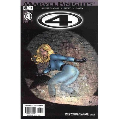 Комикс Marvel Knights: 4 #13