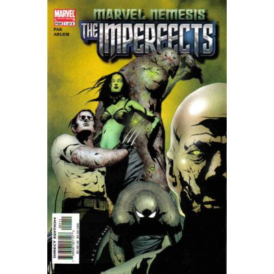 Комикс Marvel Nemesis The Imperfects #1