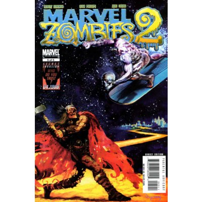 Комикс Marvel Zombies 2 #5