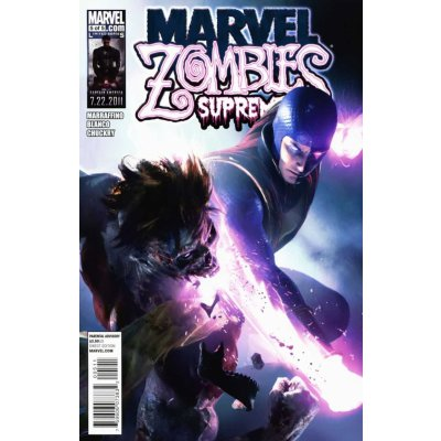 Комикс Marvel Zombies Supreme #5