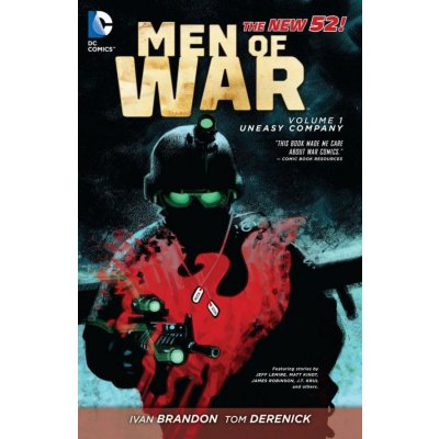 Комикс Men of War (vol. 1): Uneasy Company