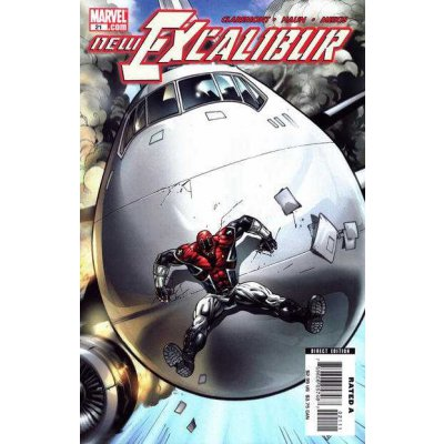 Комикс New Excalibur #21