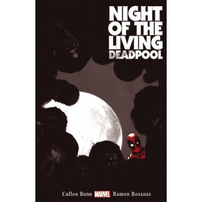 Комикс Night of the Living Deadpool