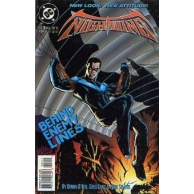 Комикс Nightwing, Issue 2 of 4