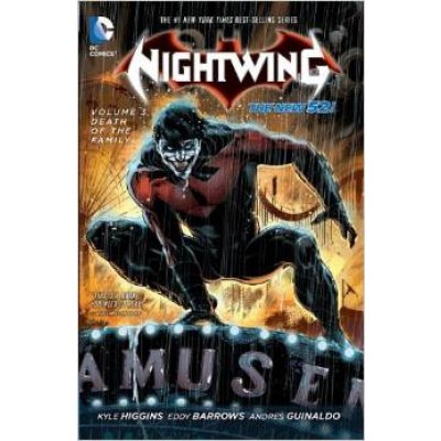 Комикс Nightwing. Death Of The Family: Vol. 3