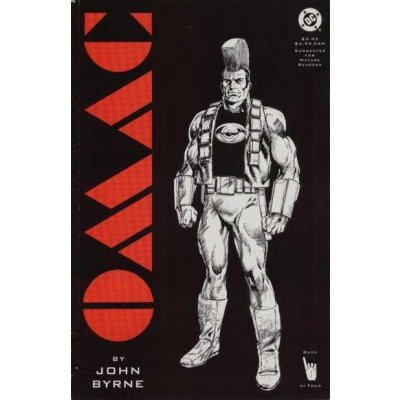 Комикс OMAC: One Man Army Corps. Book 1