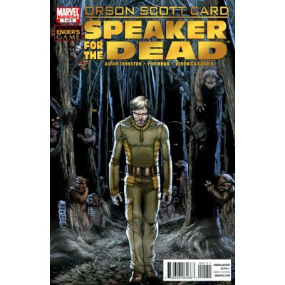 Комикс Orson Scott Card's Speaker for the Dead #1