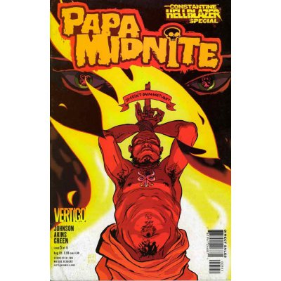 Комикс Papa Midnite (5 of 5)