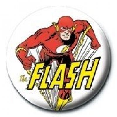 Значок Pyramid: DC: The Flash (Character) PB2545