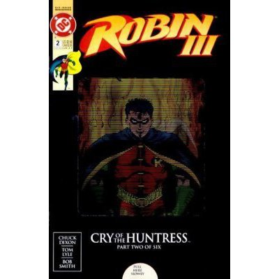Комикс Robin III: Cry of the Huntress #2