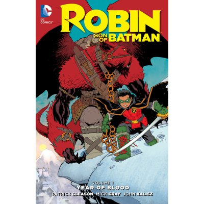 Комикс Robin: Son of Batman: Year of Blood
