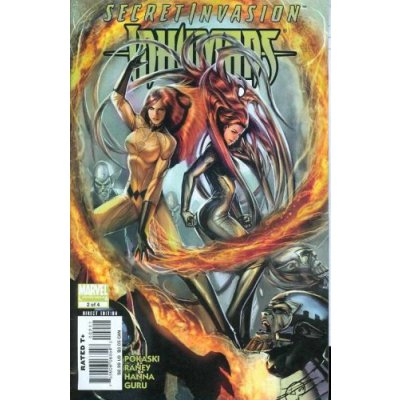 Комикс Secret Invasion Inhumans #2 (Of 4)