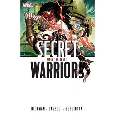 Комикс Secret Warriors. Vol. 3: Wake the Beast