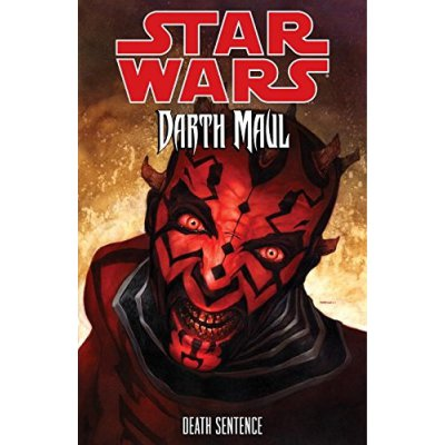 Комикс Star Wars: Darth Maul-Death Sentence