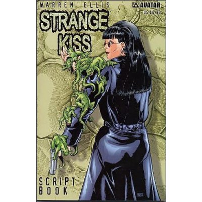 Комикс Strange Kiss: Sript Book #1