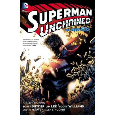 Комикс Superman Unchained (Deluxe Edition)