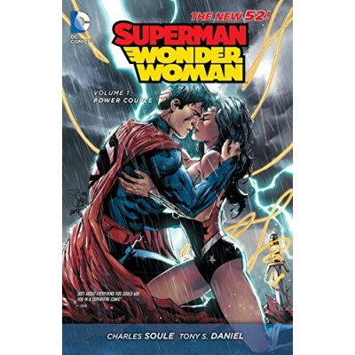 Комикс Superman/Wonder Woman Vol. 1: Power Couple (The New 52)